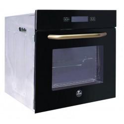 فر برقی نما شیشه دیجیتال لمسی آدلر مدل 206