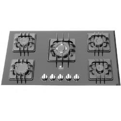 اجاق گاز رومیزی پنج شعله شیشه سکوریت آدلر مدل 505C