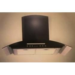 هود کابینتی دیجیتال لمسی بلون مدل 900CG01A