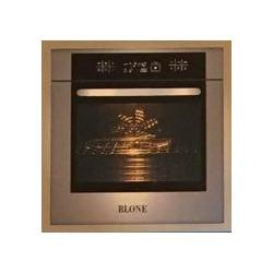 فر برقی نما استیل مشکی دیجیتال لمسی بلون مدل 1207