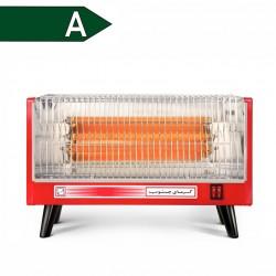 بخاری برقی سه شعله گرمای جنوب GEH-301