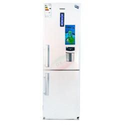 یخچال فریزر فادر دیجیتال نوفراست فول آپشن سفید Ifather مدل 20